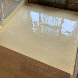 防水用塗装